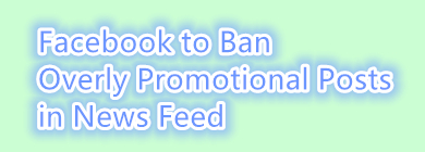 Reducing Overly Promotional Page Posts in News Feed