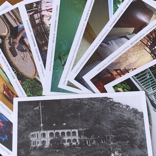 Tai O Heritage Hotel Postcards